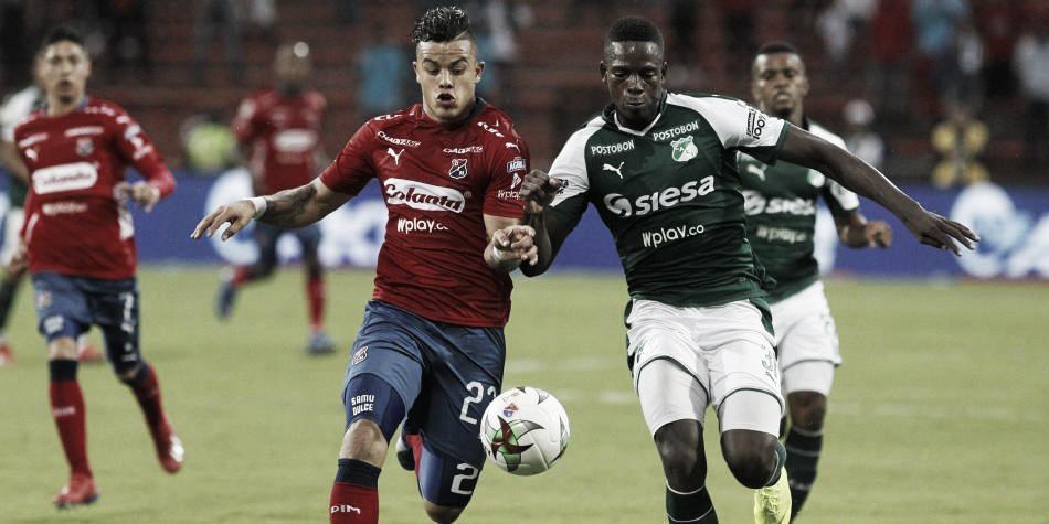 Independiente Medellín mejoró el juego y la actitud pero no los resultados