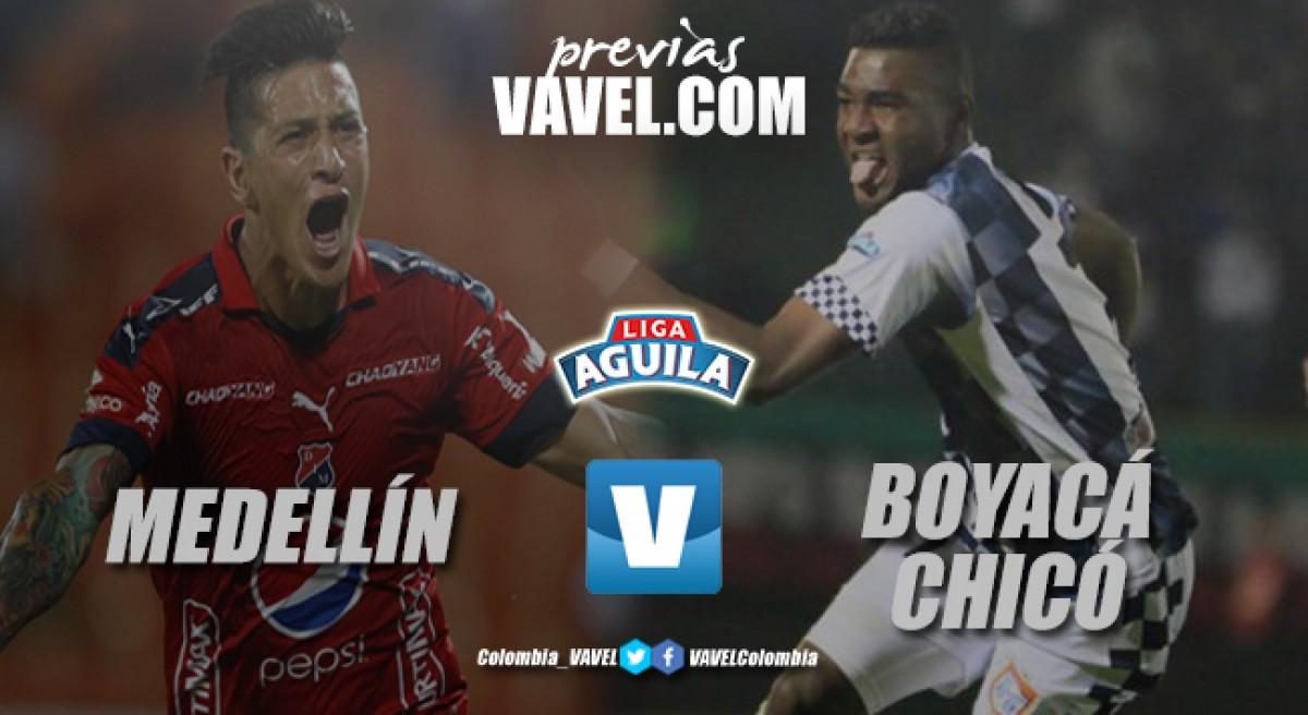 Previa Medellín vs Chicó: el 'Equipo del Pueblo' se reencuentra con su hinchada
