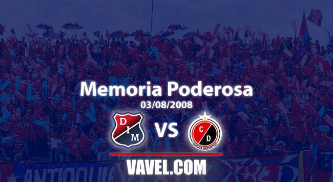 Memoria 'Poderosa', DIM vs Cúcuta: Bobadilla, del arco al banquillo