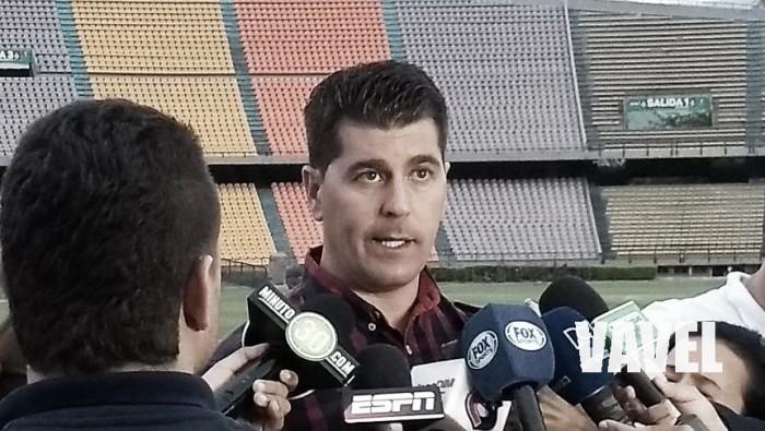 """Ismael Rescalvo: """"Todos queremos ver a un Medellín que juegue bien"""""""