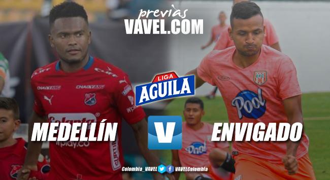 Previa Independiente Medellín vs Envigado FC: tres puntos para seguir escalando en la tabla