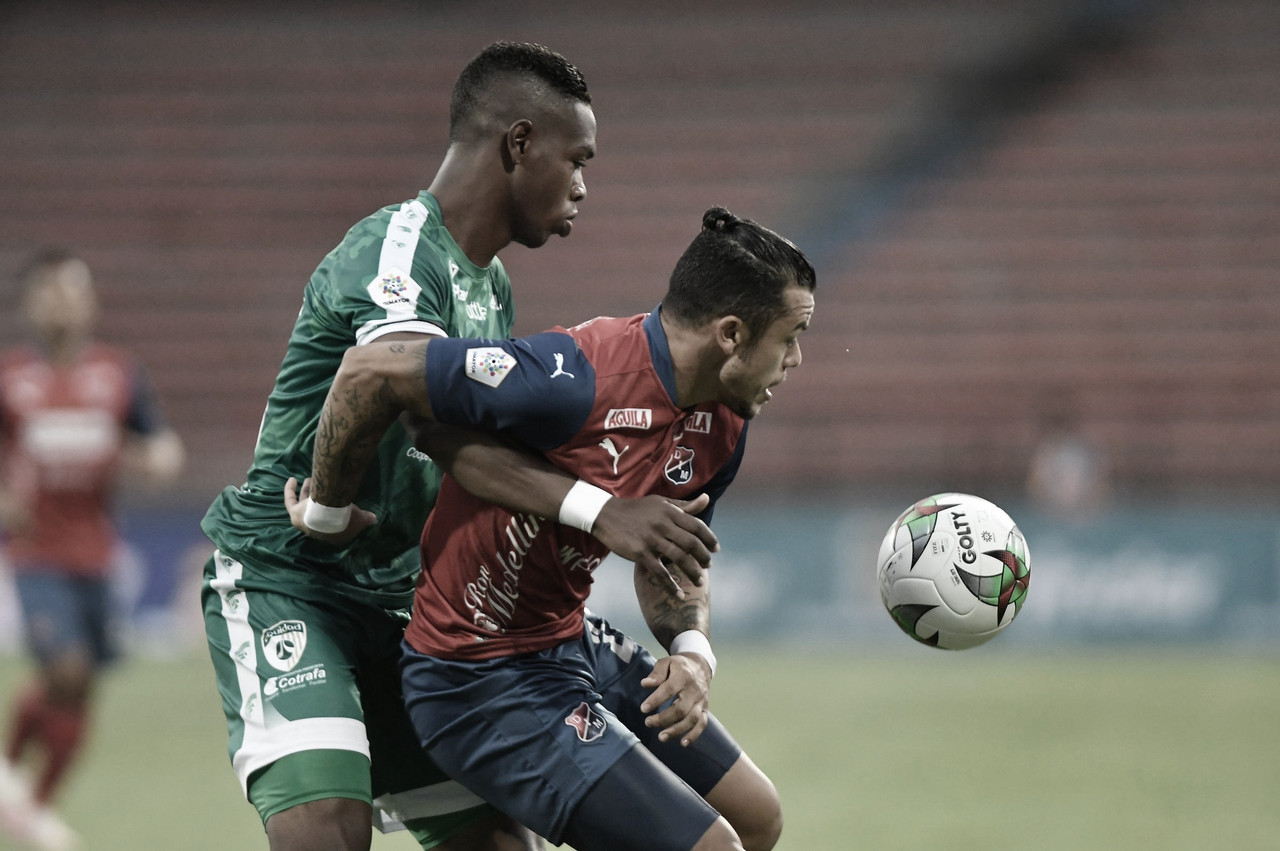 Independiente Medellín y La Equidad no pasaron del empate en el Atanasio