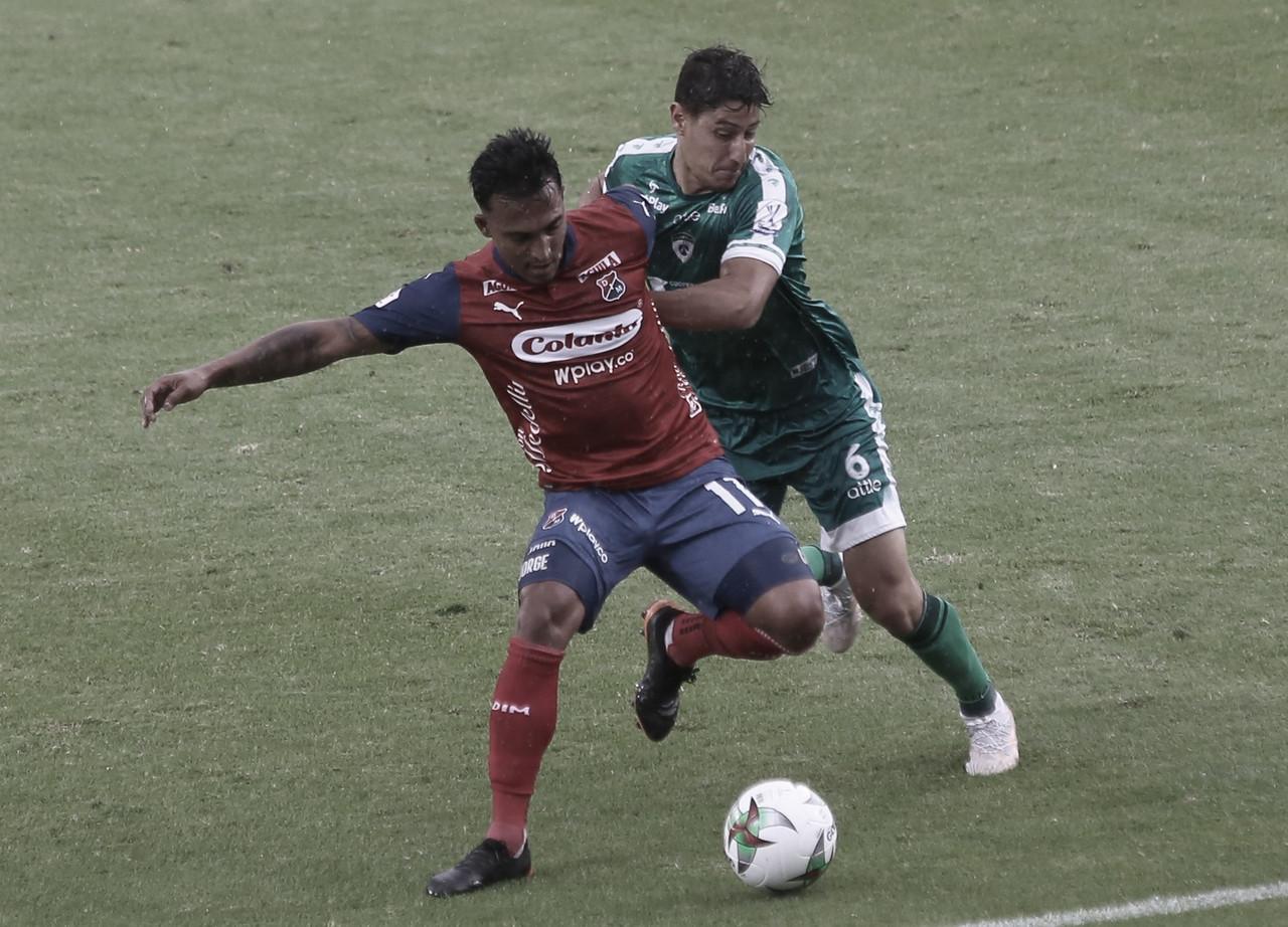 Así quedó el historial entre Equidad y Medellín tras el frío empate en Bogotá