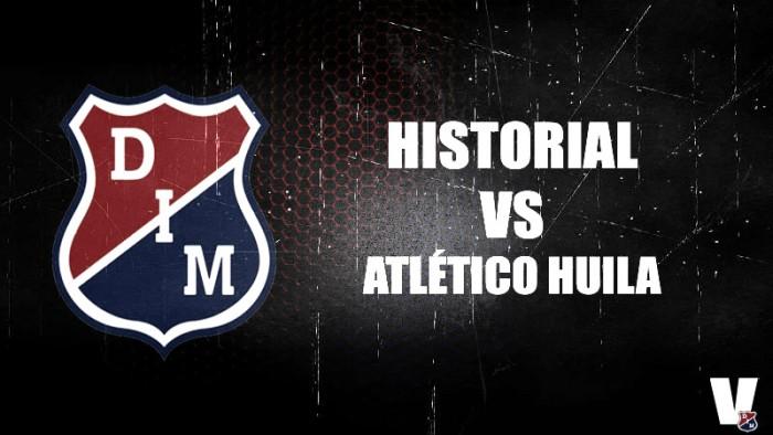 Poderoso historial del Medellín ante Atlético Huila