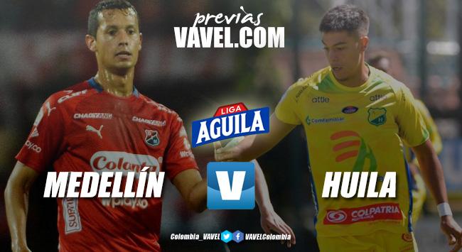 Previa Independiente Medellín vs Atlético Huila: aferrados a la última posibilidad