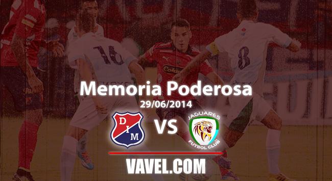 Memoria Poderosa, DIM vs Jaguares: victoria impulsiva en la Copa Colombia