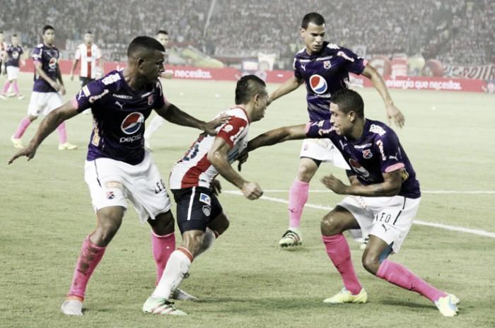 Crónica Junior 1-1 DIM: empate con sabor a victoria