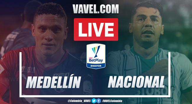 Independiente Medellín vs Atlético Nacional en vivo: cómo ver transmisión en directo online por Liga BetPlay 2020-I | 22/02/2020 - VAVEL Colombia
