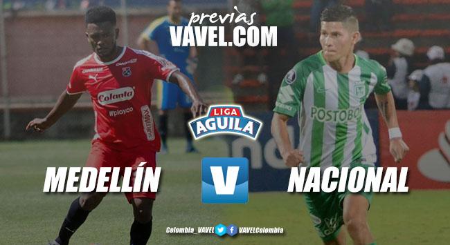 Previa Deportivo Independiente Medellín - Atlético Nacional: drama y tensión en el clásico antioqueño