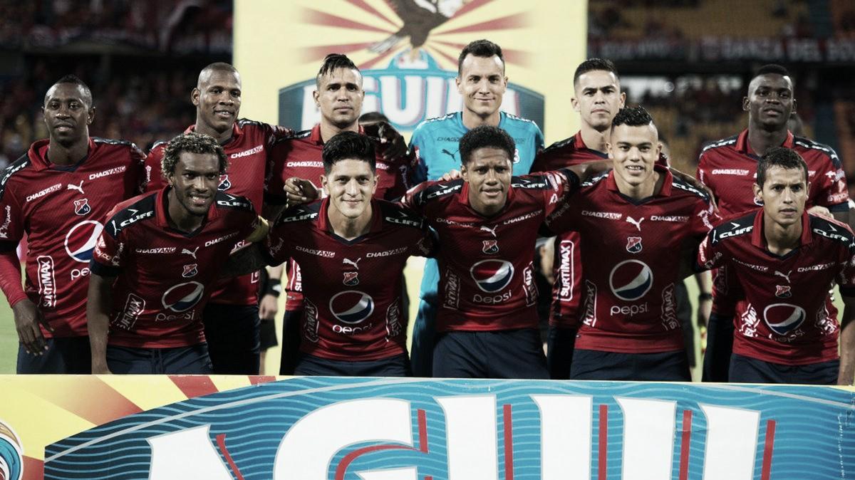 Convocados para el duelo DIM - Atlético Bucaramanga