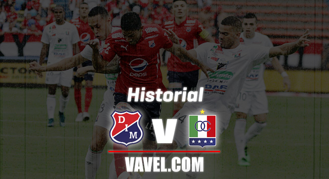 Historial Independiente Medellín vs Once Caldas: un partido históricamente reñido