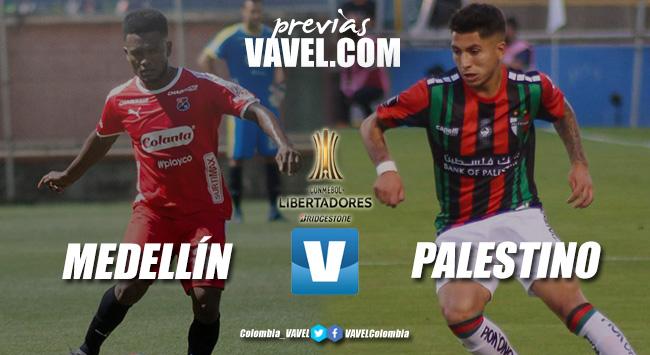 Previa Independiente Medellín vs Palestino: por la clasificación a tercera fase