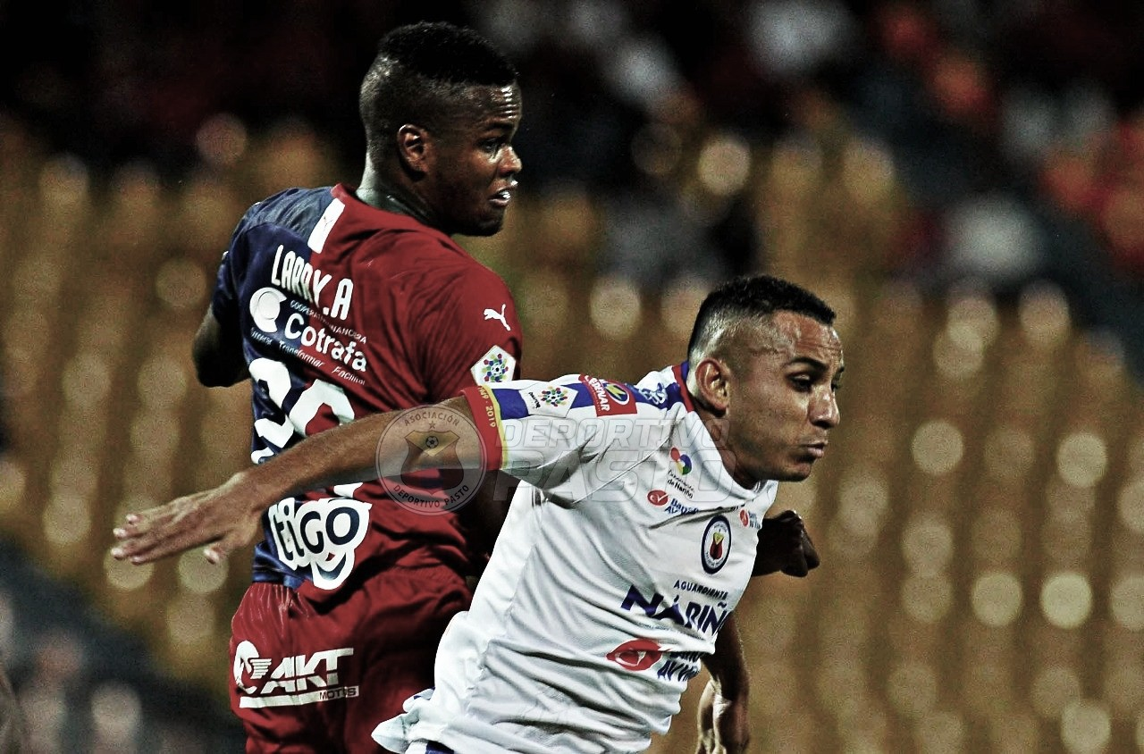 Deportivo Pasto no logró la hazaña 'poderosa' ante Medellín