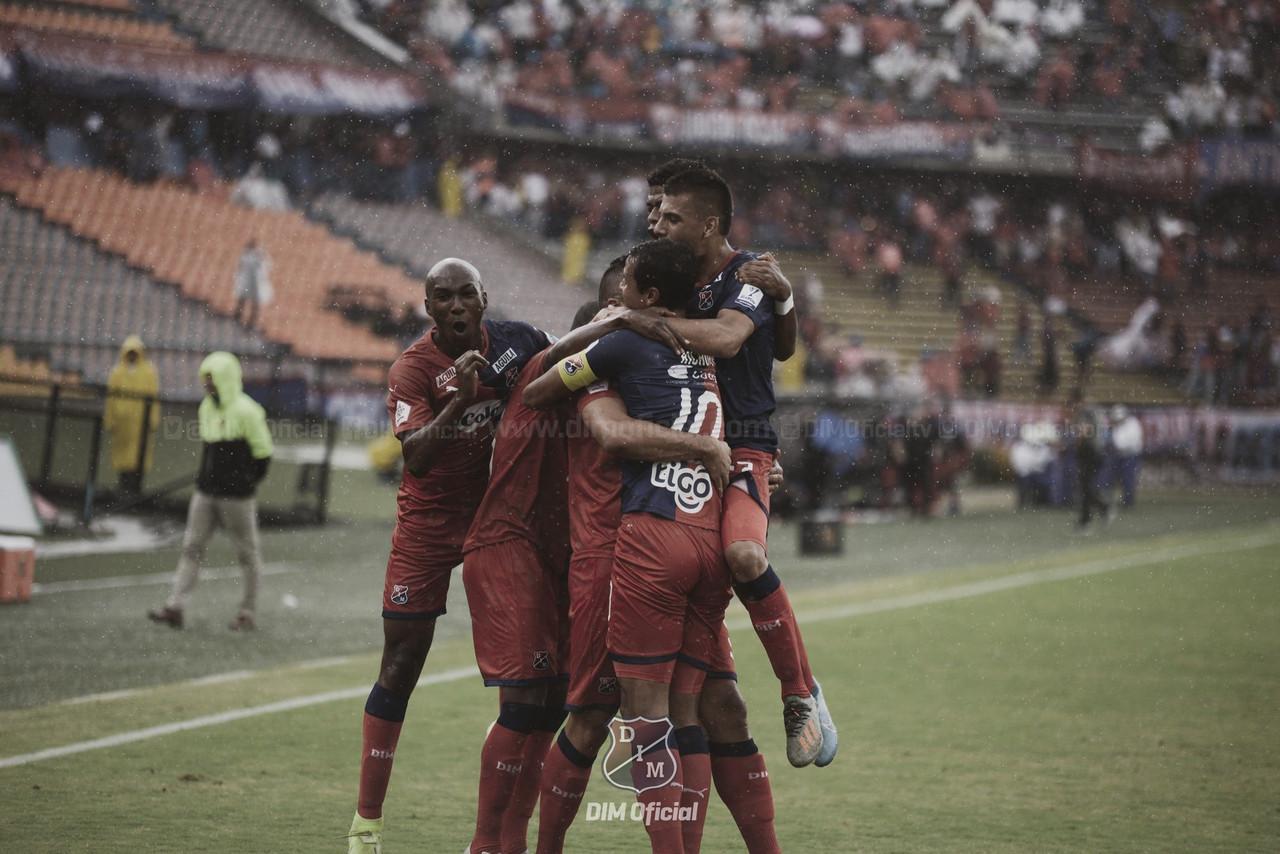 Medellín hizo respetar su casa y ganó frente a Patriotas