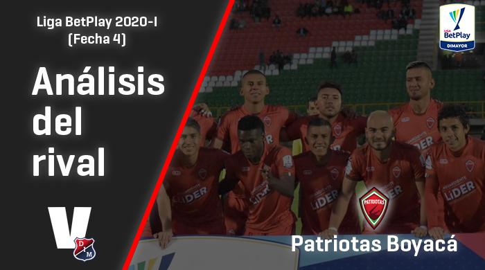 Independiente Medellín, análisis del rival: Patriotas Boyacá
