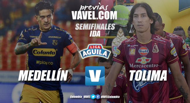 Previa Independiente Medellín vs Deportes Tolima: a dar el primer golpe