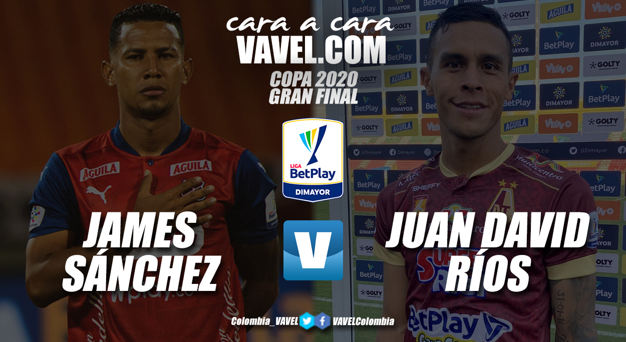 Cara a Cara: James Sánchez vs Juan David Ríos