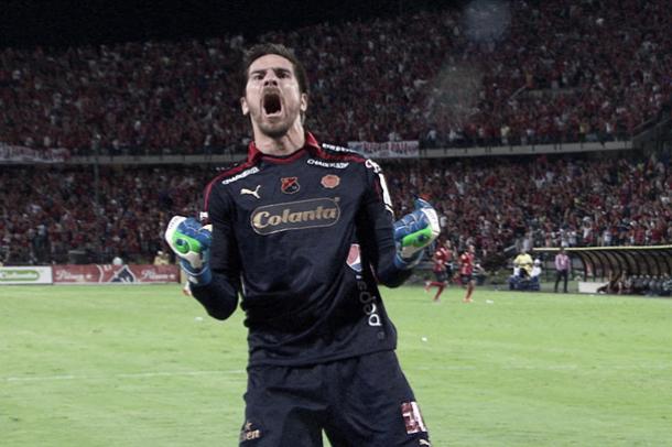Medellín, Liga Águila 2015-I: Anthony Silva