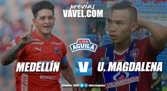 Previa Independiente Medellín vs Unión Magdalena: necesidad de victoria