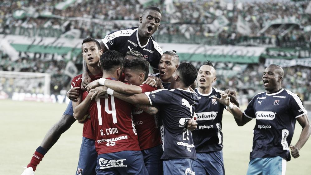 Puntuaciones: Deportivo Independiente Medellín vs Atlético Nacional