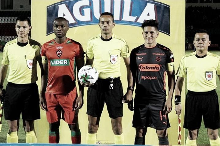 Independiente Medellín se estrenó con derrota en Tunja ante Patriotas