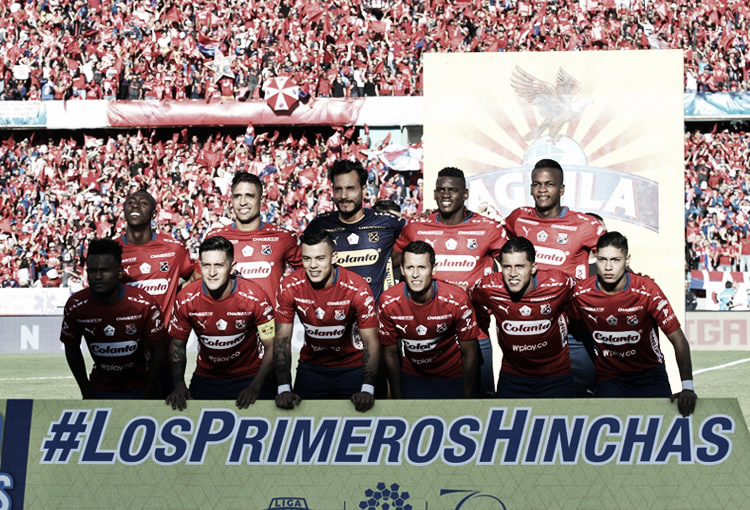 Convocados en Independiente Medellín para recibir al Unión Magdalena en el Atanasio