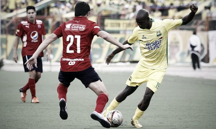 Aplazado primer partido del DIM en la Liga Águila 2016-II