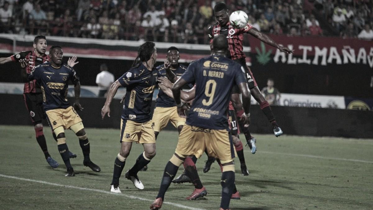Puntuaciones del Independiente Medellín, tras el empate frente al Cúcuta