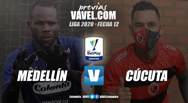 Previa Independiente Medellín vs Cúcuta Deportivo: por regresar al camino del triunfo