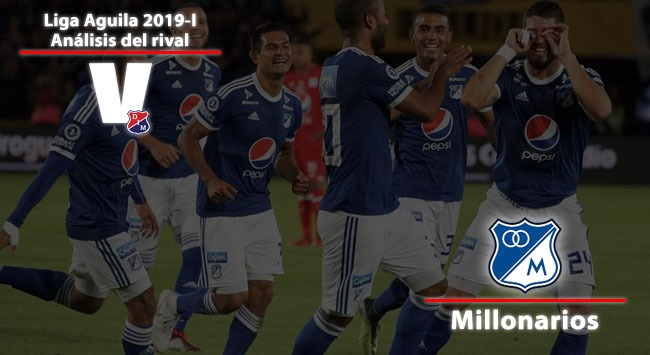 Independiente Medellín, análisis del rival: Millonarios