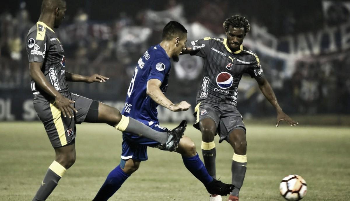 Independiente de Medellín vs Sol de América, Copa Sudamericana — En vivo