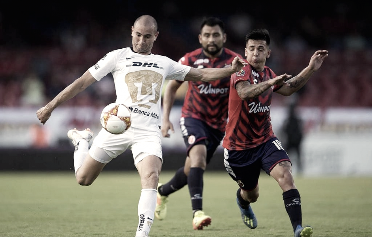 Balance positivo en la jornada inaugural para Pumas