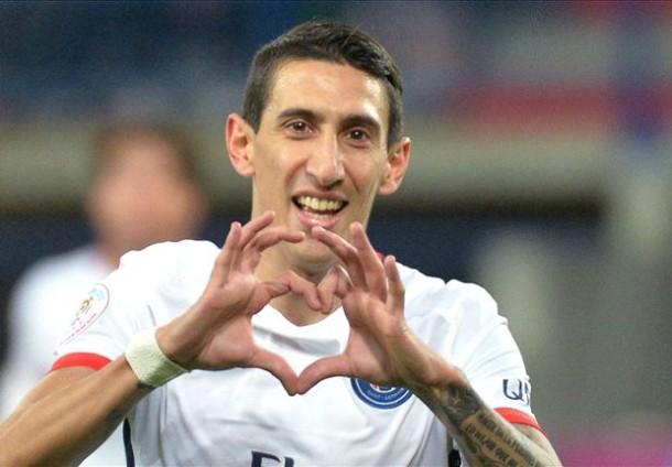 Psg da record, 3-0 al Caen show di Ibrahimovic e Di Maria