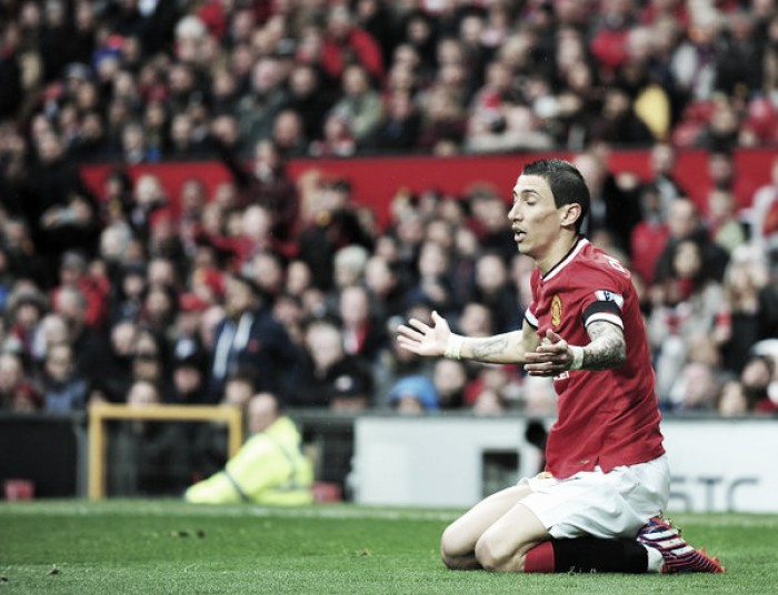 Di Maria admits Manchester United time was a 'sad experience'