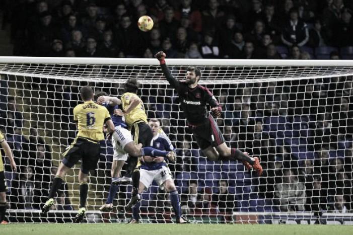 Opinion: Boro goalkeeper Dimi deserves respect despite Victor Valdes signing