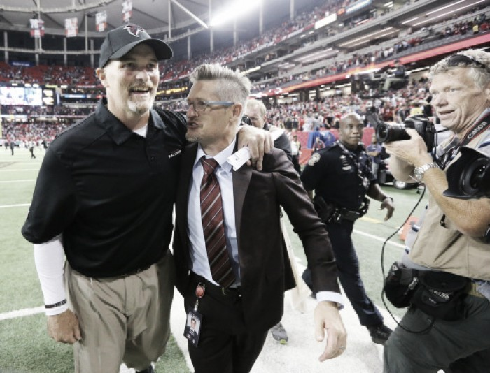 Atlanta Falcons, General Manager Thomas Dimitroff agrees to three-year extension
