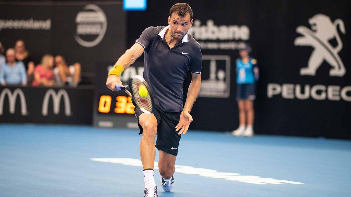 ATP Brisbane- Il day 3: salutano Edmund e Kyrgios, bene Dimitrov