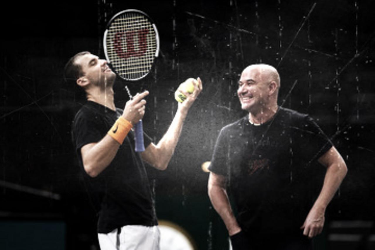 Dimitrov y Agassi trabajarán juntos en 2019