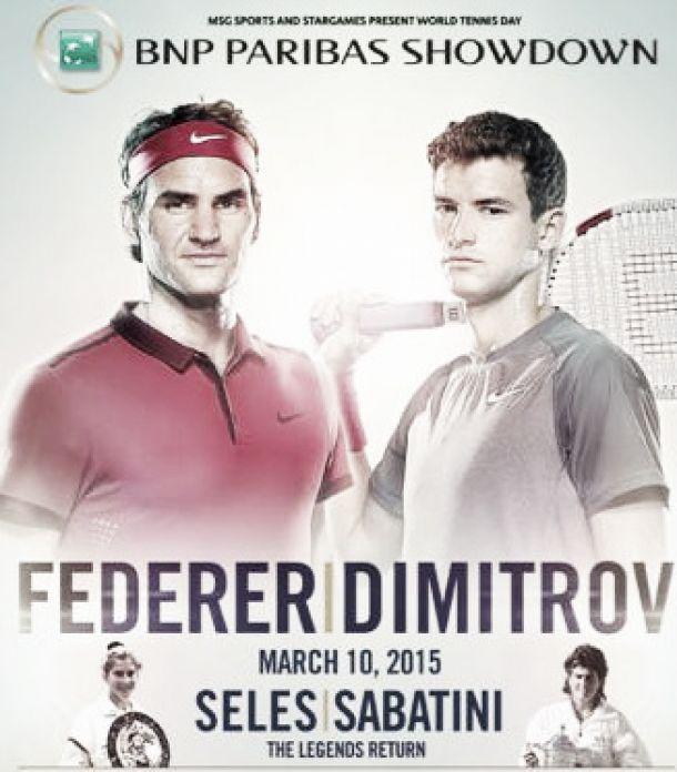 Se celebra el Día Mundial del Tenis con dos exhibiciones imperdibles