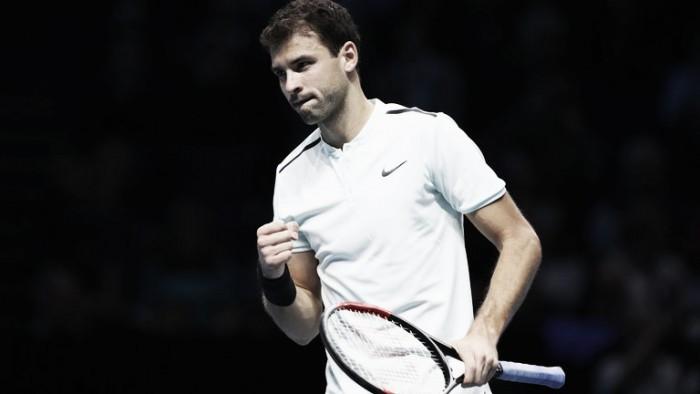 """Grigor Dimitrov: """"Mi victoria es un gran logro para Bulgaria"""""""