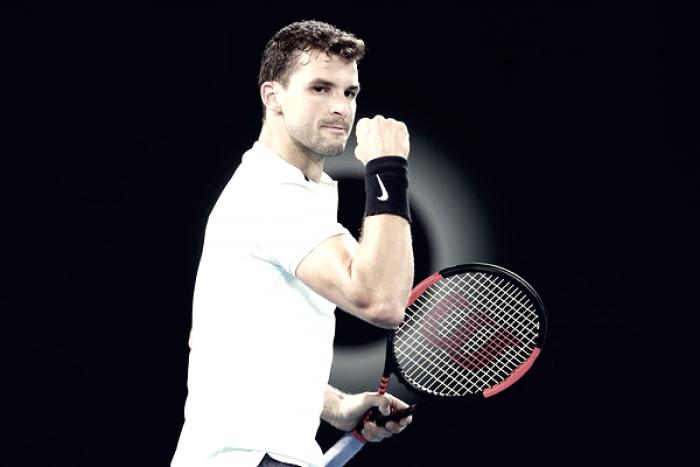 ATP Brisbane: Grigor Dimitrov, Nick Kyrgios set blockbuster semifinal