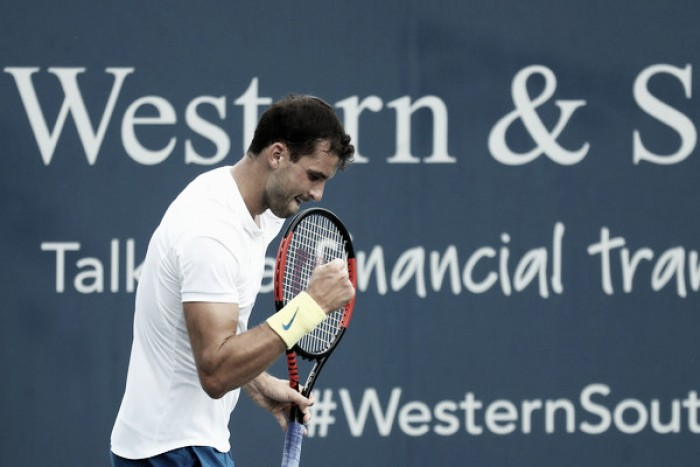 Grigor Dimitrov: I always expect a lot from myself