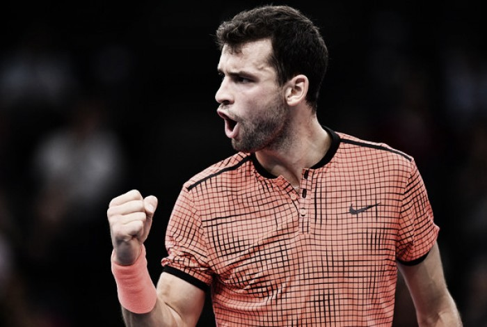 2016 season review: Grigor Dimitrov