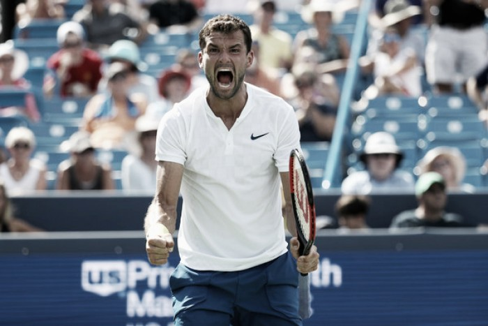 Grigor Dimitrov: I remained calm in the tough moments