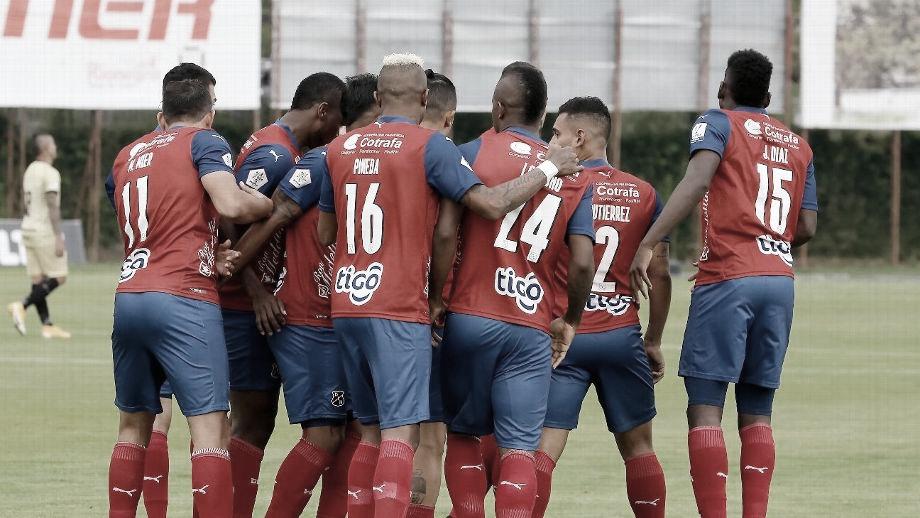 Independiente Medellín regresó a la victoria en liga frente a Águilas Doradas