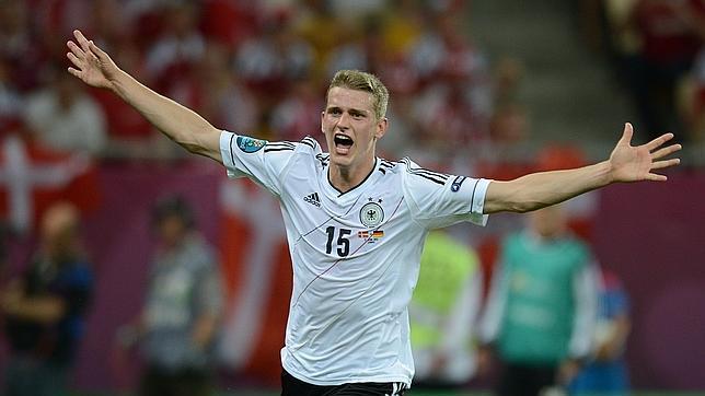 Alemania hace pleno en la fase de grupos