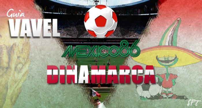 Guía VAVEL Mundial México 1986: Dinamarca