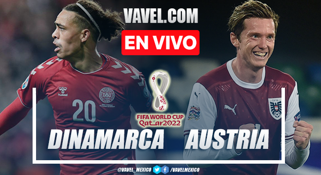 Gol y resumen del Dinamarca 1-0 Austria en Eliminatorias UEFA