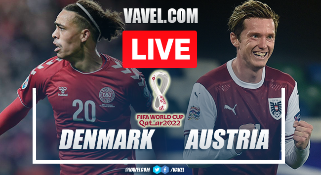 Goal and Highlights: Denmark 1-0 Austria in 2022 World Cup Qualifiers