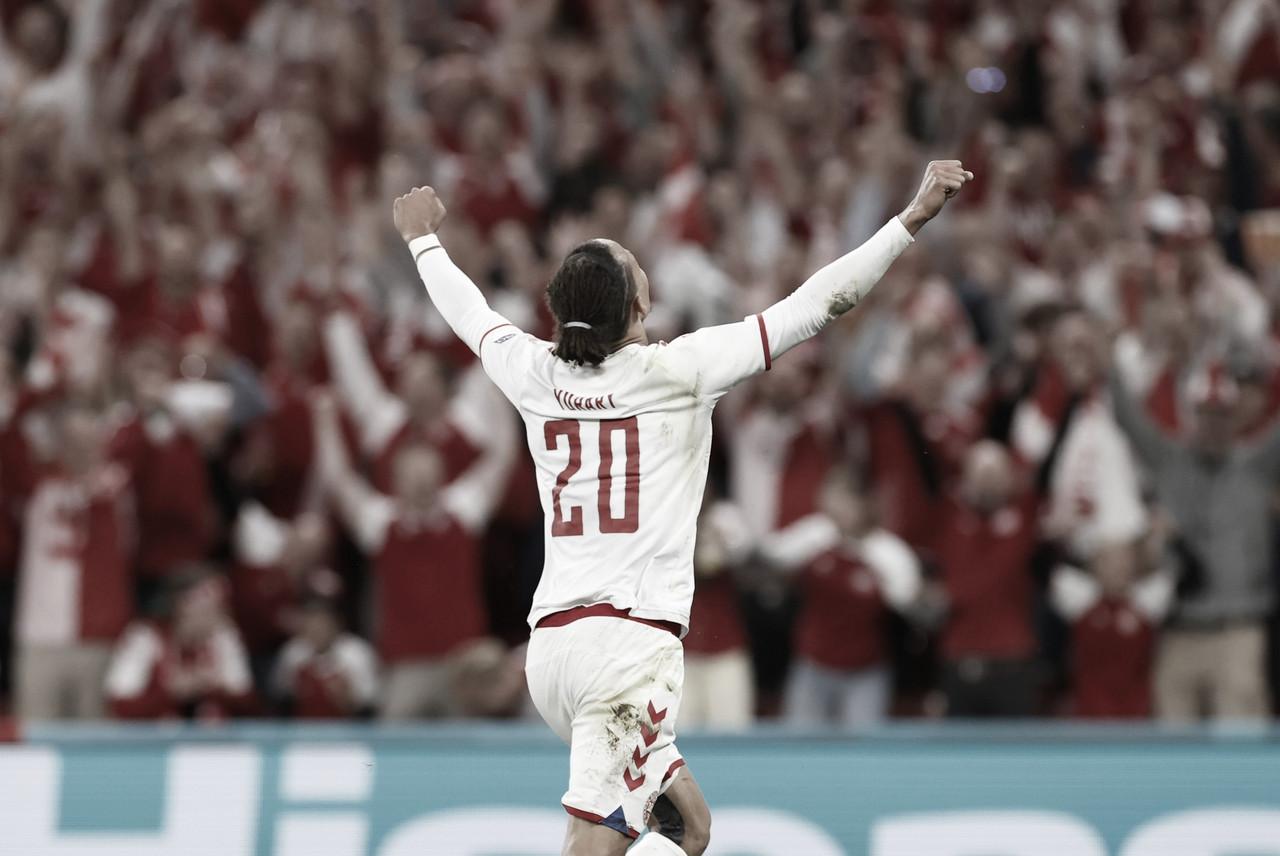 Aconteceu! Dinamarca vence Rússia e se classifica às oitavas da Eurocopa